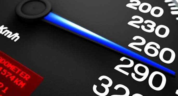 La multa estrella de la DGT, el exceso de velocidad