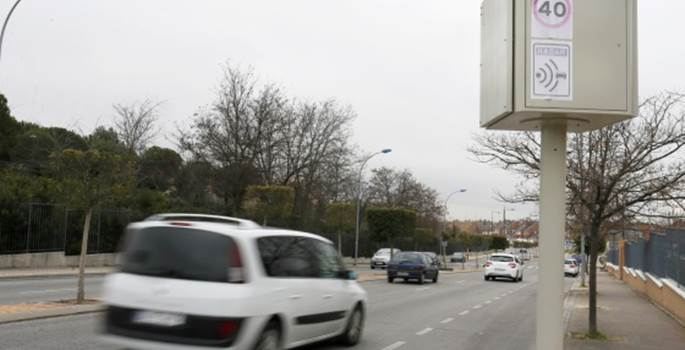 Las desorbitantes cifras de recaudación con multas de tráfico en Parla