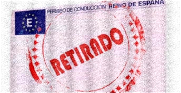 Las multas cometidas en el extranjero no cuestan pérdida de puntos