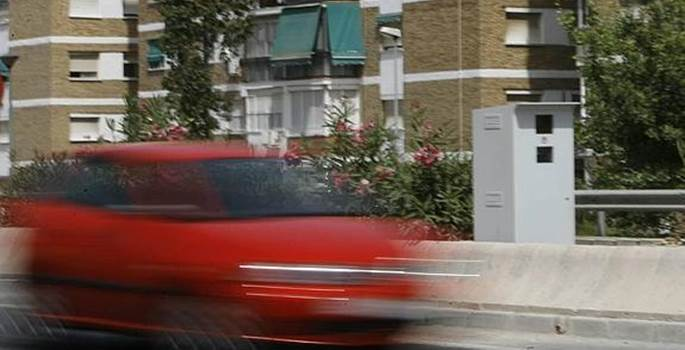 Las provincias que más sufren las multas de los radares