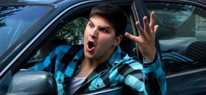 Los comportamientos al volante de los tipos de conductores