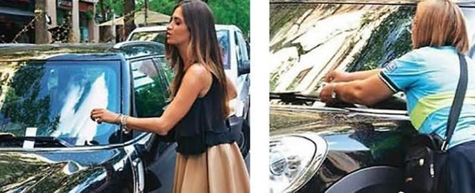 Sara Carbonero no se salva de las multas de la ORA