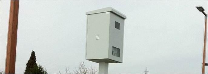 Valladolid apuesta por los radares multicarril para más control y multas